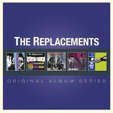 THE REPLACEMENTS - ORIGINAL ALBUM SERIES: 5CD ALBUM SET (2012)