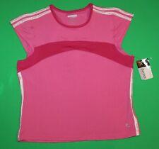 14 16 Xl Nwt Danskin Now Pink Workout Exercise Yoga Shirt Top Girls