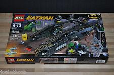 LEGO BATMAN 7787 BAT TANK THE RIDDLER & BANE 'S HIDEOUT NEW SEALED BOX