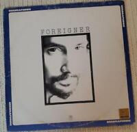 Quadraphonic LP Cat Stevens  Foreigner  A&M Records – QU-54391 VG+/ G