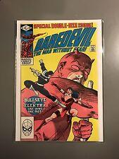 Daredevil No. 181 Death of Elektra Nm- Marvel Comic Book 1982