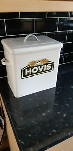 Hovis Enamel Bread Bin