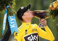 Chris Froome Tour de France 2015 Kiss Poster