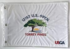 2021 U.S. open flag Torrey Pines golf embroidered pin flag jon rahm wins new