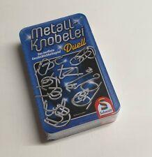 Metall Knobelei Duell von Schmidt (51206 )  Reise Edition Gesellschaftspiel
