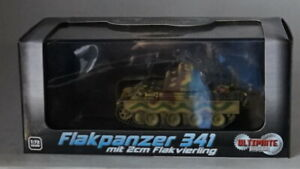 Dragon Armour 60644 Flakpanzer 341 mit 2cm Flakvierling Germany 1945 in 1:72