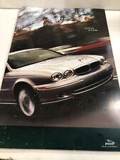 Jaguar X-Type Promotional Broucher