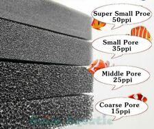 Aquariums Bio-sponge Fish Tank Water Dirt Filter Cut-to-fit Foam Aquarium Supply