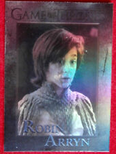 GAME OF THRONES - ROBIN ARRYN - Season 4 - FOIL PARALLEL Card #94