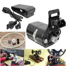 220V 180W 5000RPM Home Sewing Machine Black Motor With Foot Control Pedal 0.9A
