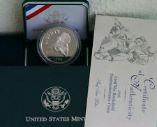 1995 Civil War Battlefield PROOF 90% Silver Dollar US Mint Coin with Box and COA