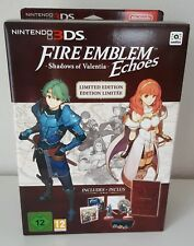 Fire Emblem Echoes. Shadows of Valentia. Limited Edition. 3DS.