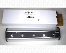 Schecter Amplification Hellwyn SYN100-H/HE Five Button Footswitch