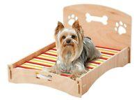 Pet Elevated Cot Dog Bed Raised Pet Lounger Mattress Sleeper Hammock Cat Cushion