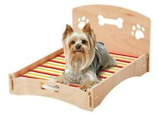 Pet Dog Cat Bed Puppy Cushion House Warm Kennel Sofa Mat Pad Blanket Wooden