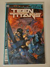 Future State Teen Titans #1 1st App Red X, Cybeast, Bratgirl Sandoval Dc 2021 nm