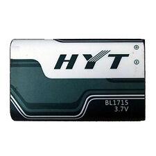 Hytera HYT BL1715 li-ion battery for HYT TC-320 TC320