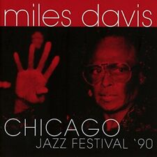 Miles Davis - Chicago Jazz Festival '90 (2016)  CD  NEW/SEALED  SPEEDYPOST