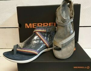 Ladies Merrell District Mendi Wrap Sandals