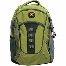 Wenger Granite 16 Nylon Backpack - Fir Green