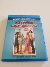 Forgetting Sarah Marshall (Blu-ray/Dvd, 2011, 2-Disc Set) Like New