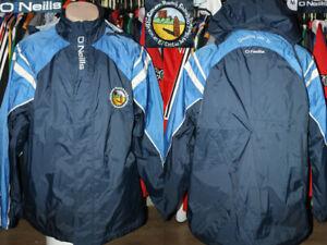 Hooded Light Jacket Coat Dromintee St Patrick's GAC GAA Training Leisure Gaelic