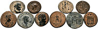 Group of 5 Roman Bronzes #DN 6940