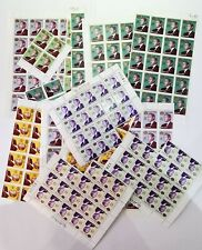 Lot Planches Timbres Maroc. AD3803