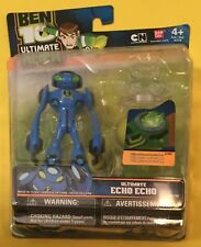 Ultimate Echo BEN 10 Omniverse Alien 4 inch action figure 2010 BANDAI Omnitrix