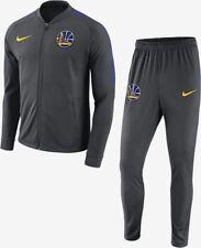Nike NBA Golden State Warriors Dry Tracksuit XL 923082-060 Tuta Grey Anthracite