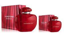 2 Perfume for $49 - SCARLET RAIN [2] Eau De Toilette EDT (3.4 oz + 1.7 oz), NEW