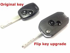 Flip upgrade service for Honda Civic Accord Jazz remote key fob