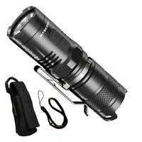 NITECORE MT10C 920 Lumen Multitask Tactical Flashlight with Red Light