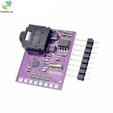 NEW Si4703 RDS FM Radio Tuner Evaluation Breakout Board For Arduino AVR PIC ARM
