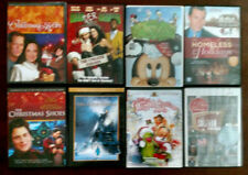 LOT of 8 Christmas Holiday DVD Movies ~  Kids Family Comedy ~ Great Collection