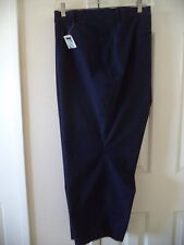 Must Have Basic! Old Navy Classic Pixie Navy Twill Plain Front  Pant 28 Short