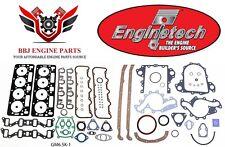 ENGINETECH CHEVY 6.5 6.5L DIESEL ENGINE OVERHAUL GASKET SET 1992 - 2004