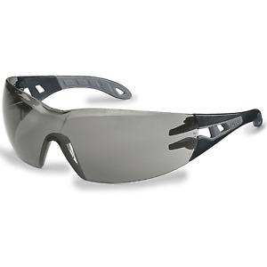 UVEX PHEOS Smoked Lens Safety Glasses / Sunglasses sora tiagra sram dura 105 MTB