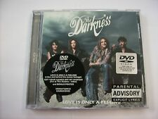 DARKNESS - LOVE IS ONLY A FEELING - DVD EP EXCELLENT CONDITION 2004