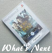 SONY PS2 Playstation 2 > The LORD OF THE RINGS (LOTR) - The TWO TOWERS (NEW)