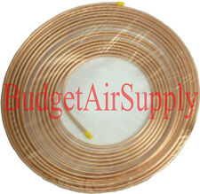 "1/8  x 50ft Soft Copper Tubing HVAC Refrigeration  1/8"" od"