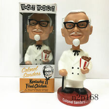 Wacky Wobbler Colonel Sanders KFC Kentucky Fried Chicken Bobble Head