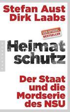 Heimatschutz ► Stefan Aust und Dirk Laabs (Gebundene Ausgabe)  ►►►NEU/OVP