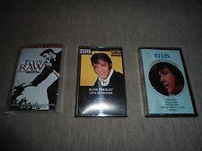 Elvis Raw, Elvis Let's Be Friends, Elvis Presley A Legendary Performer Vol. 2