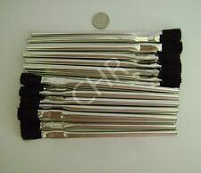 Glue Acid Flux Tin Brushes 24 #1 Wig Hairpiece Craft Soldering Auto Ultra Hold
