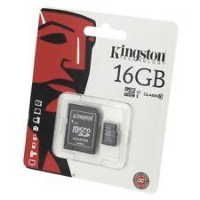 tarjeta de memoria Micro SD 16 Gb clase 10 Para Alcatel Pixi 4-5