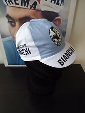 Vintage style Bianchi G.S. Coppi Cycling Cap