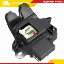 81230A7030Latch Lock Assy Trunk Lid W/ Keyless Entry For Kia Forte 2DR 4DR 13-18