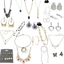 Wholesale Lot of 100 Kohl's Target Closeout liquidation jewelry $1500+ Value NWT