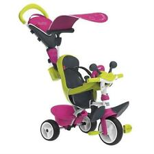 Smoby 741201 Tricycle BABY DRIVER CONFORT 2 Rose